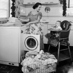 το φεμινιστικό πλυντήριο